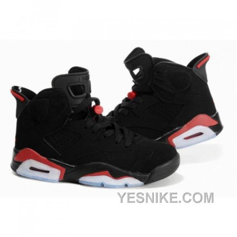 b9624c2a36ed Big Discount! 66% OFF! Air Jordan Retro 6 Infrared Black Deep ...