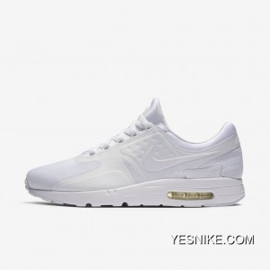 876070 100 Nike Air Max Zero Essential Mens Lifestyle Shoes For Sale