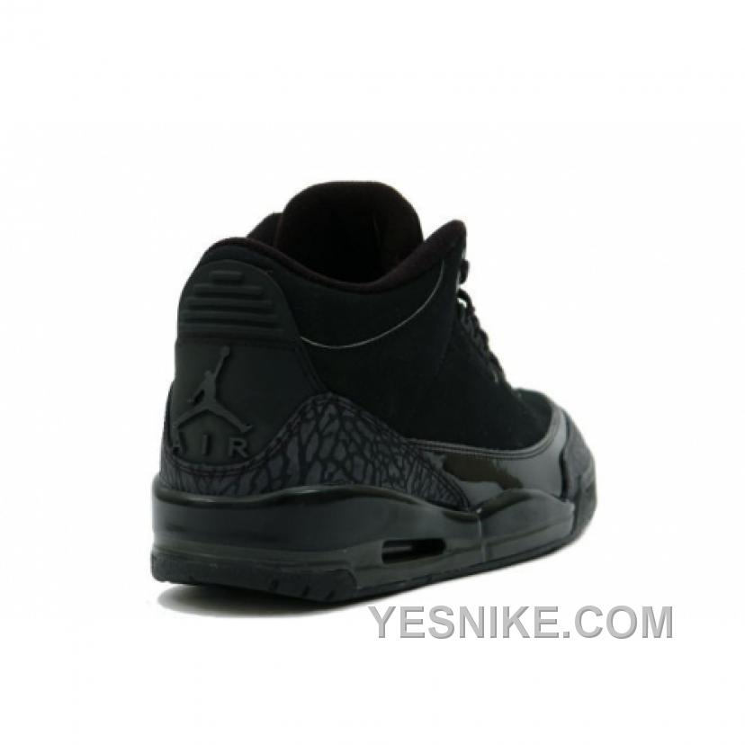 554e107c33bf ... new zealand air jordan retro 3 black cat black dark charcoal ef4a6 381c0