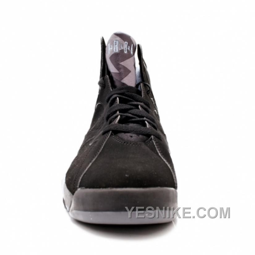 the best attitude a3d64 7c99e Air Jordan Retro 7 Chambray Black Light Graphite 304775